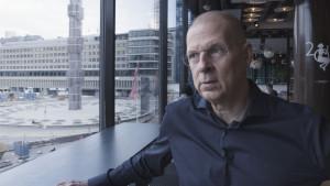 Benny Fredriksson. Foto: Johan Palmgren