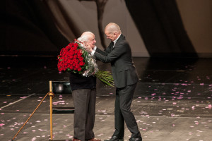 Benny Fredriksson Ingvar 90 2013.Foto: Petra Hellberg
