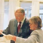 Göran Persson & Anitra Steen