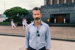 Jens Lapidus. Hanoi, Vietnam. Foto: Johan Palmgren.