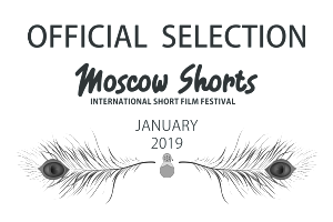 OFFICIAL SELECTION @ MOSCOW SHORTS - January 2019 - BLACK LAURELS (FEATHERS)