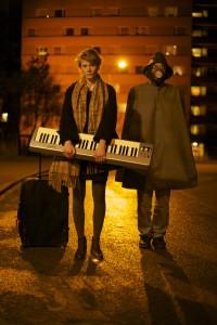 Ellinor and Magnus Photo: Johan Palmgren