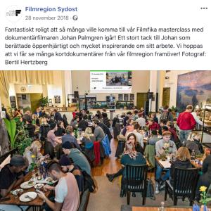 Work-shop Kalmar 27/11 2018