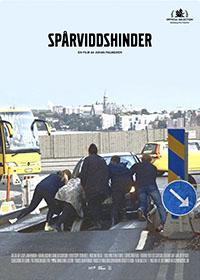 Spårviddshinder Poster