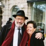 Umberto Eco & Dorothea Bromberg