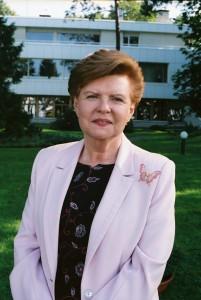 Vaira Vike-Freiberga